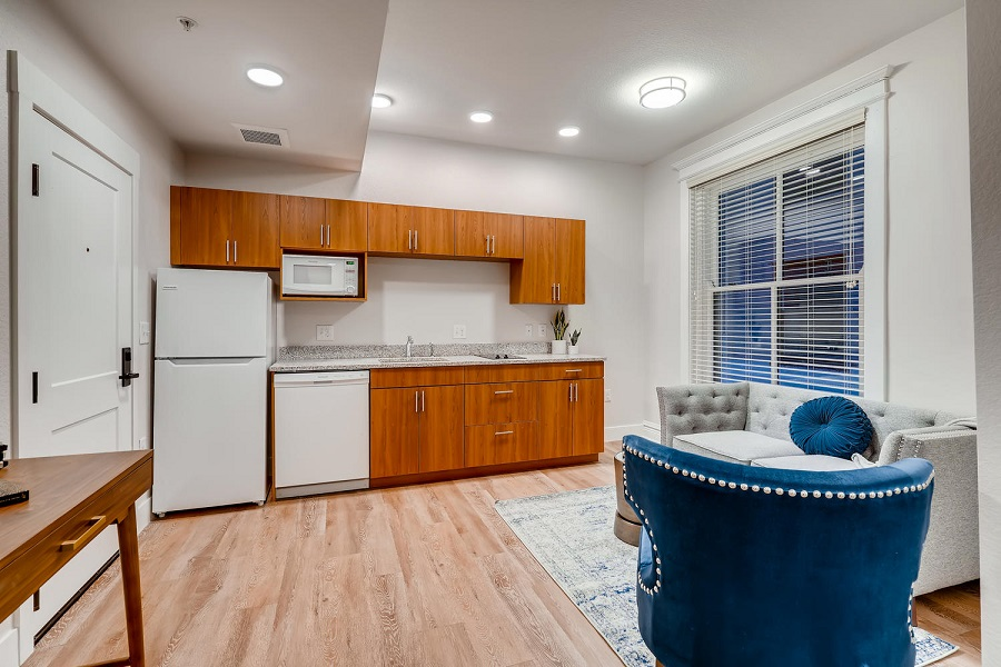 The Quayle Apartments New Studios One Bedrooms For Rent In Denver
